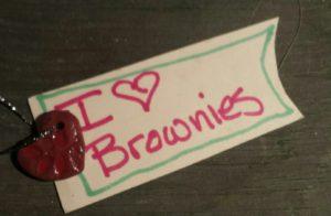 brownie love